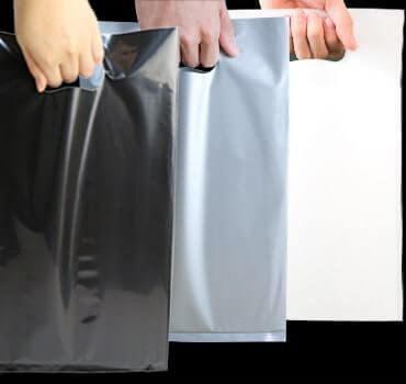 カラー手提げ袋